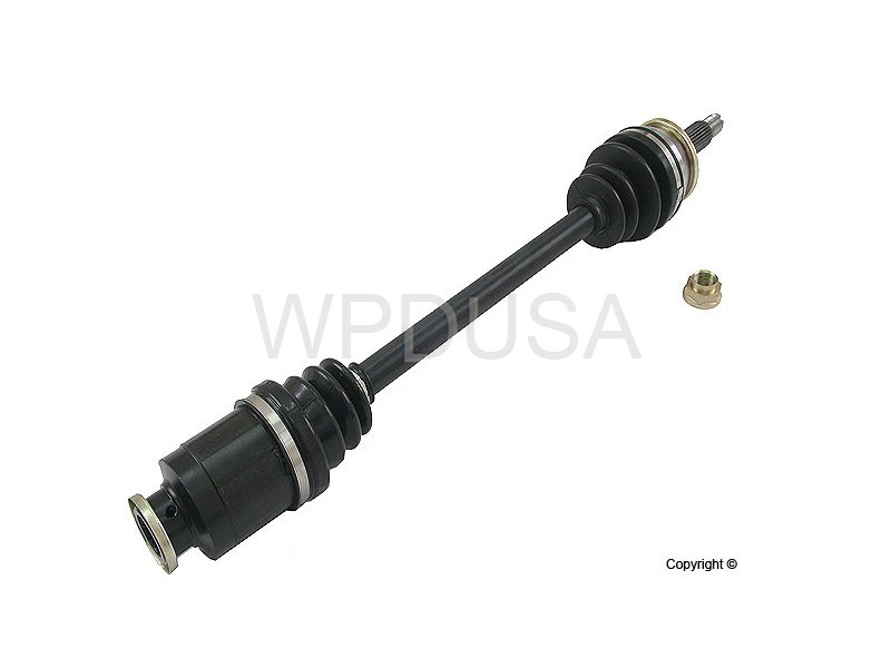 213046 - CV Axle Shaft - Front - OPparts