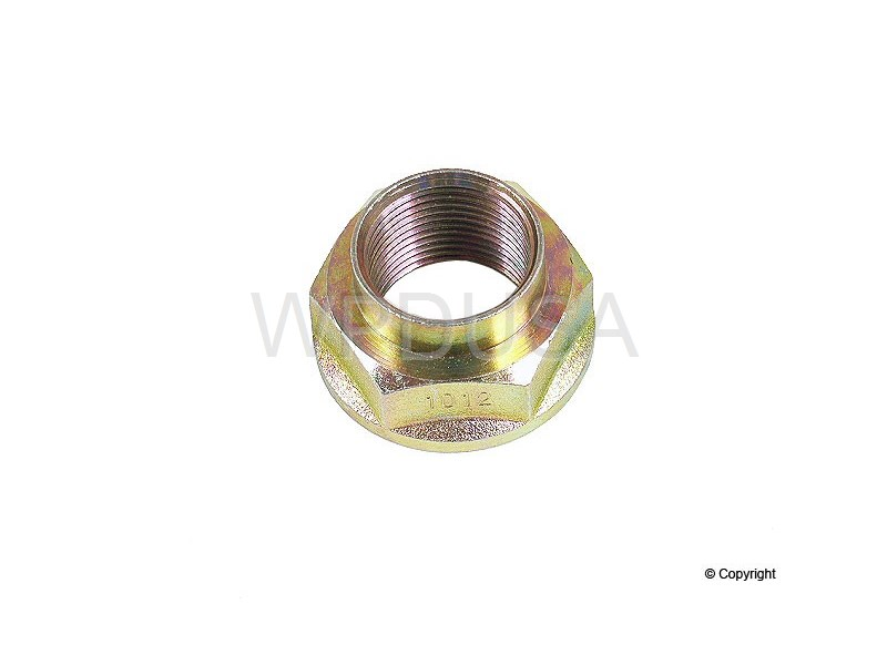 213322 - Axle Nut - Front - Bay State